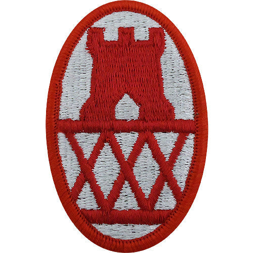 30th Engineer Brigade Class A Patch