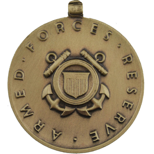 Armed forces reserve medal coast guard version usamm for Army emergency reserve decoration