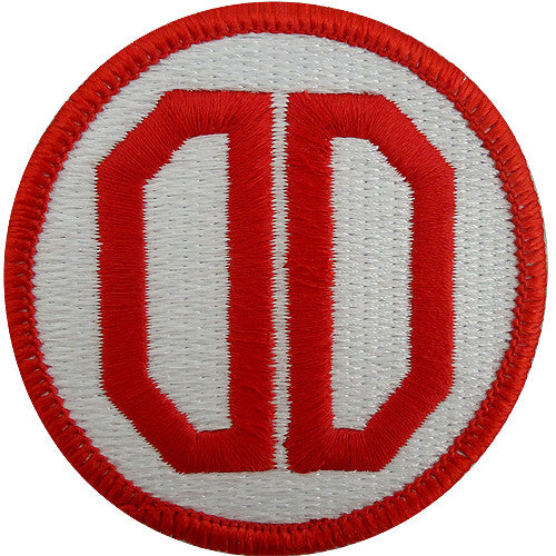 31st Chemical Brigade Class A Patch