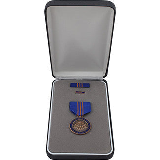 Navy Meritorious Civilian Service Award Medal Set