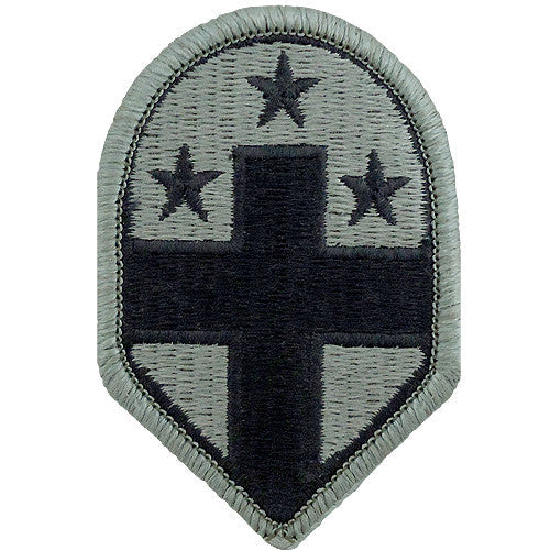 332nd Medical Brigade ACU Patch
