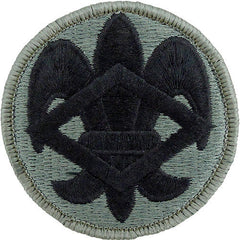 336th Finance Command ACU Patch
