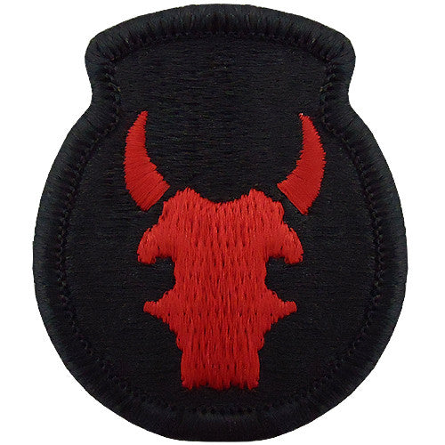 34th Infantry Division Class A Patch