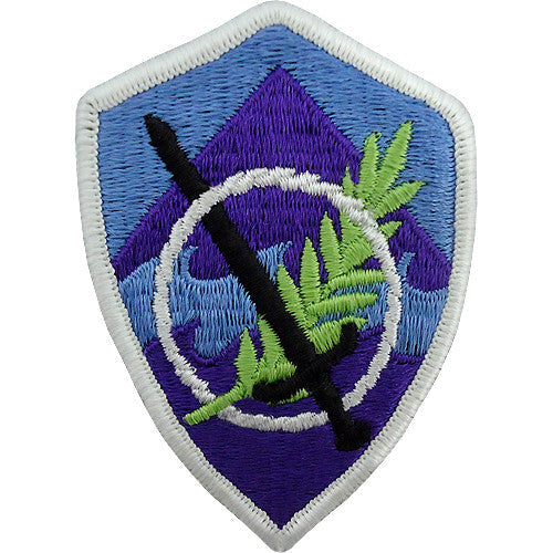 350th Civil Affairs Brigade Class A Patch