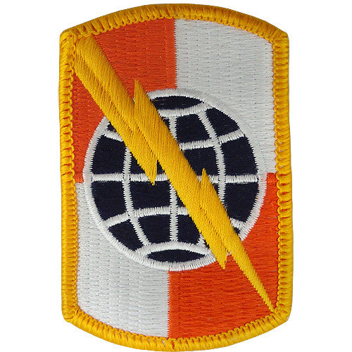 359th Signal Brigade Class A Patch
