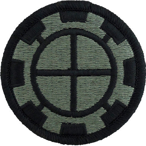 35th Engineer Brigade ACU Patch