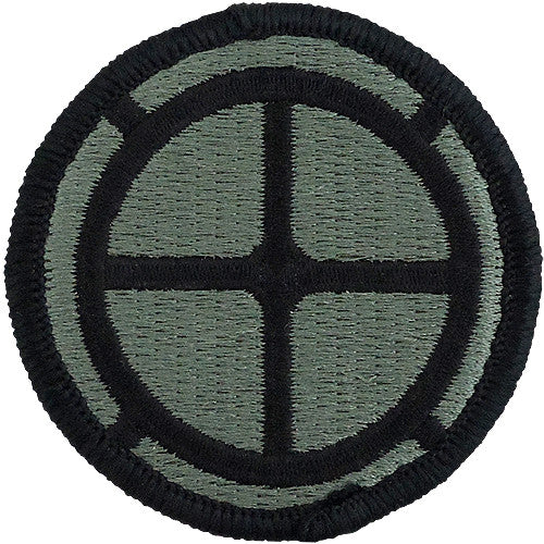 35th Infantry Division ACU Patch