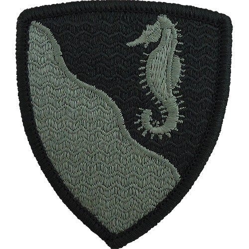 36th Engineer Brigade ACU Patch