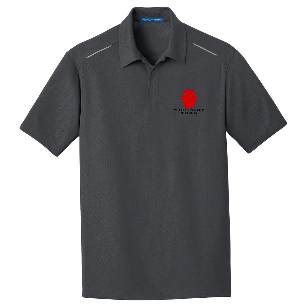 28th Infantry Division Performance Golf Polo