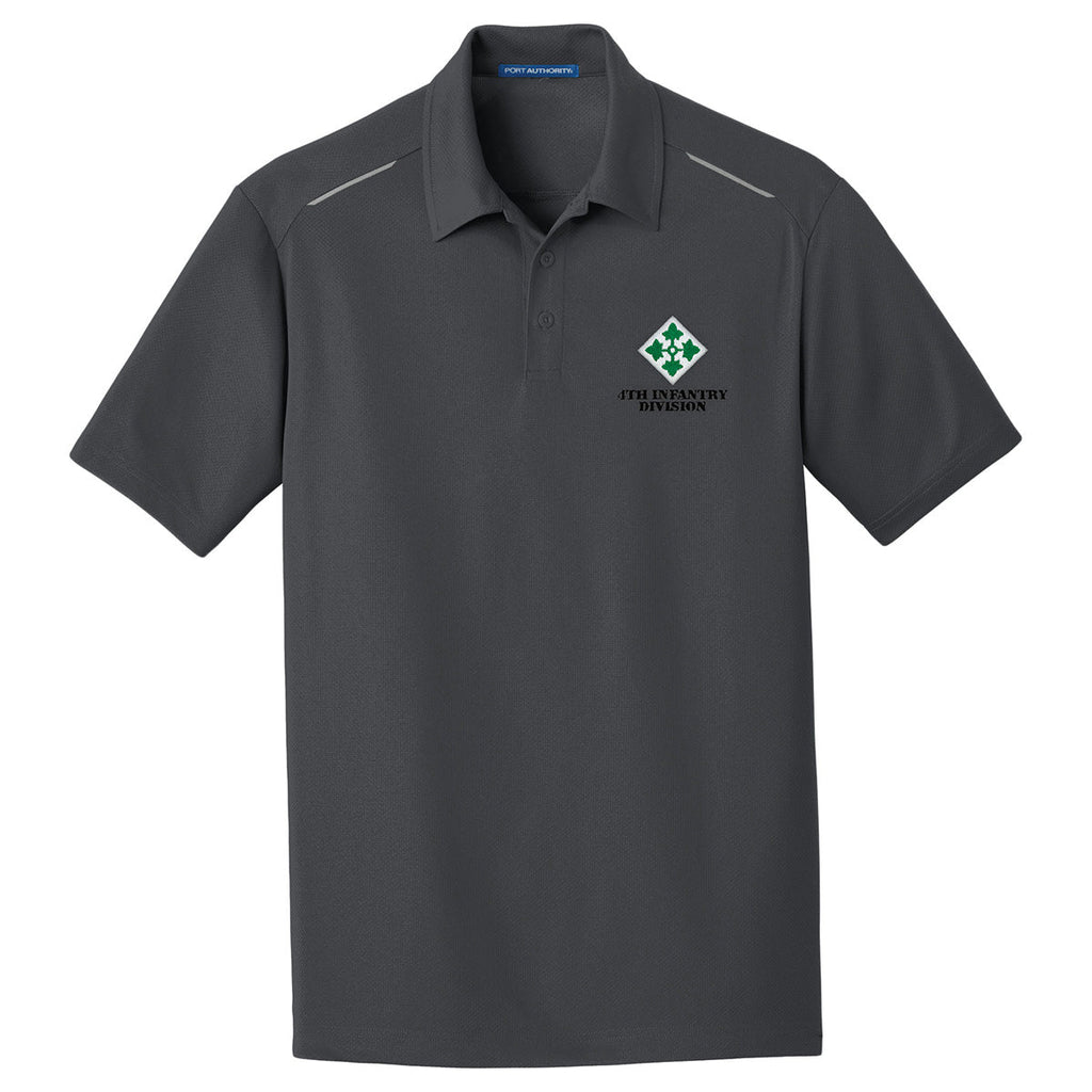 4th Infantry Division Performance Golf Polo