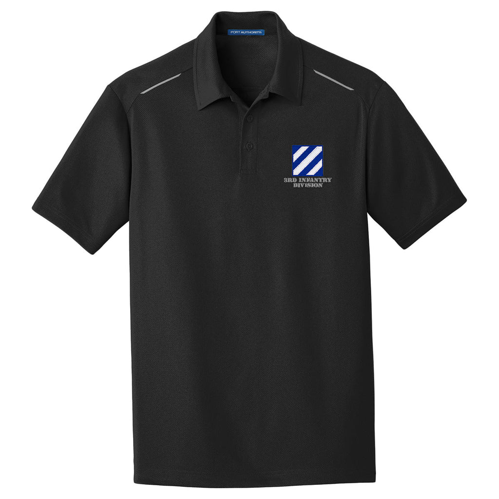 3rd Infantry Division Performance Golf Polo