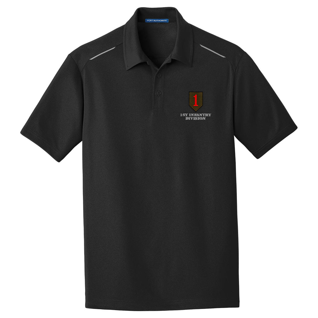 1st Infantry Division Performance Golf Polo