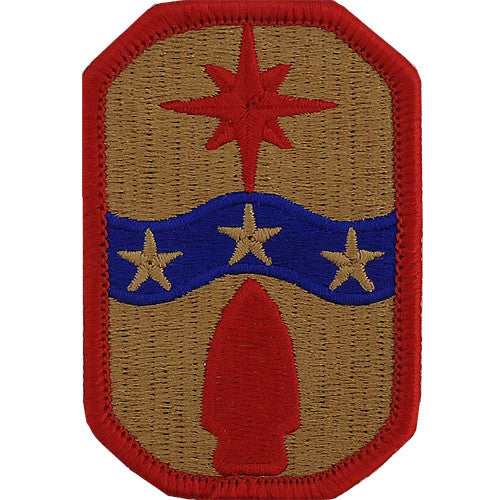 371st Sustainment Brigade Class A Patch