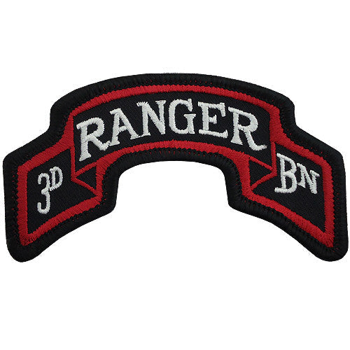 3rd Battalion - 75th Ranger Regiment Class A Scroll Patch