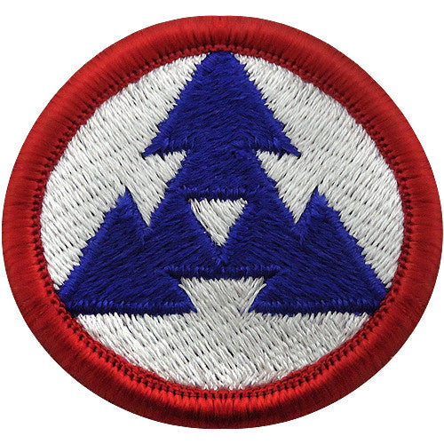 3rd Expeditionary Sustainment Command Class A Patch