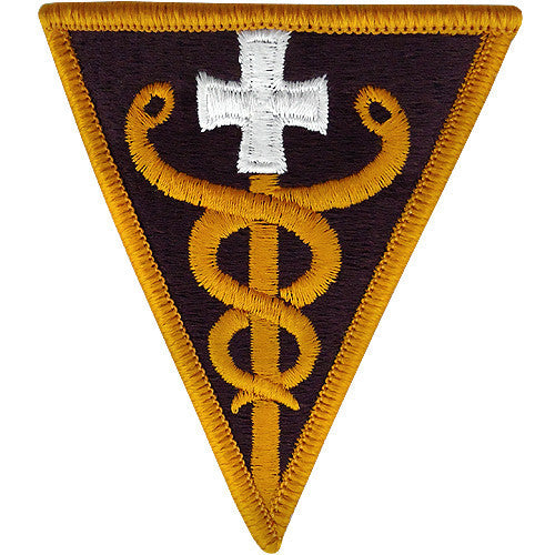 3rd Medical Command Class A Patch