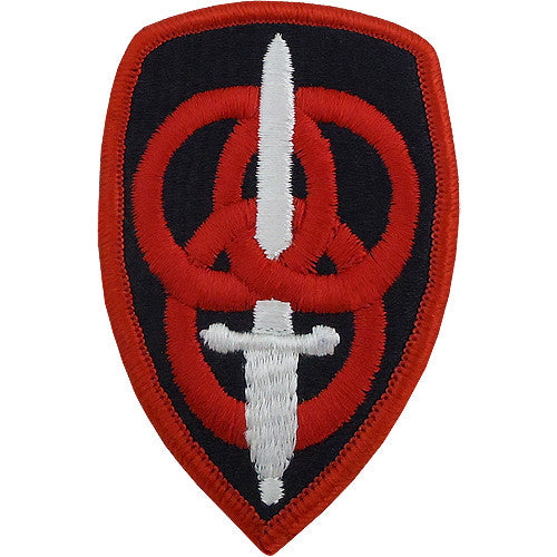 3rd Personnel Command Class A Patch