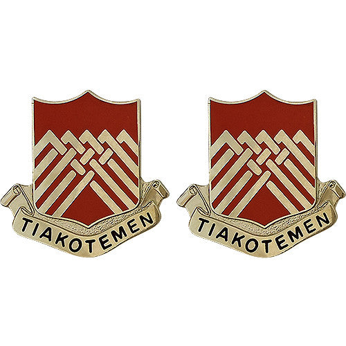 3rd Brigade, 104th Division Unit Crest (Tiakotemen)
