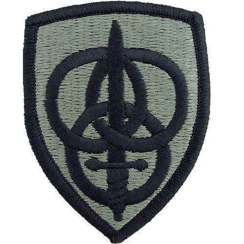 3rd Personnel Command ACU Patch