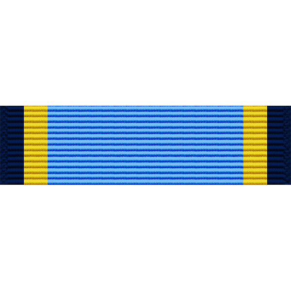 Air Force Aerial Achievement Medal Thin Ribbon