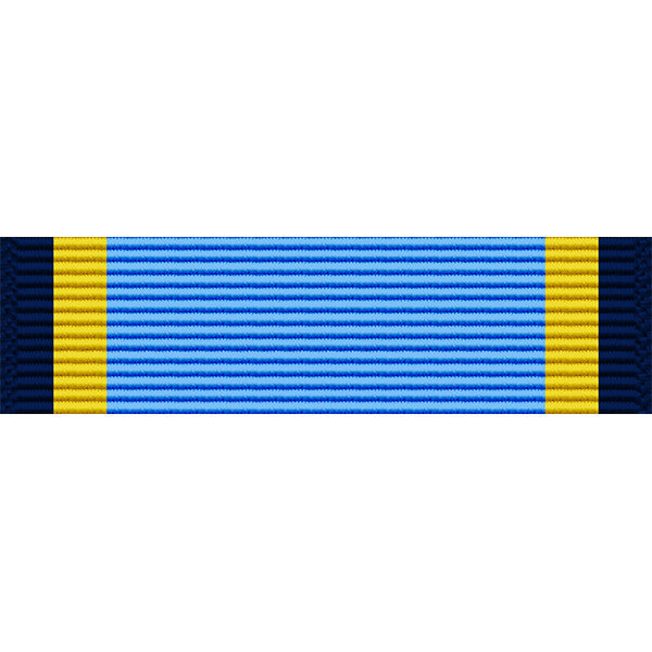 Air Force Aerial Achievement Medal Tiny Ribbon