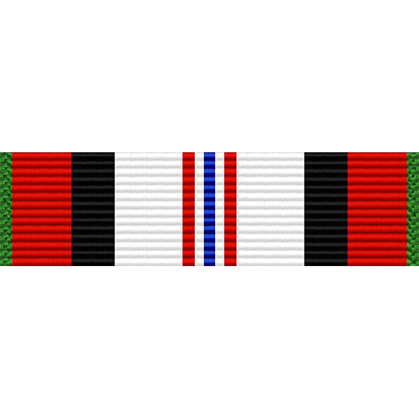 Afghanistan Campaign Thin Ribbon Usamm