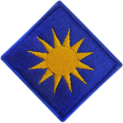 40th Infantry Division Class A Patch