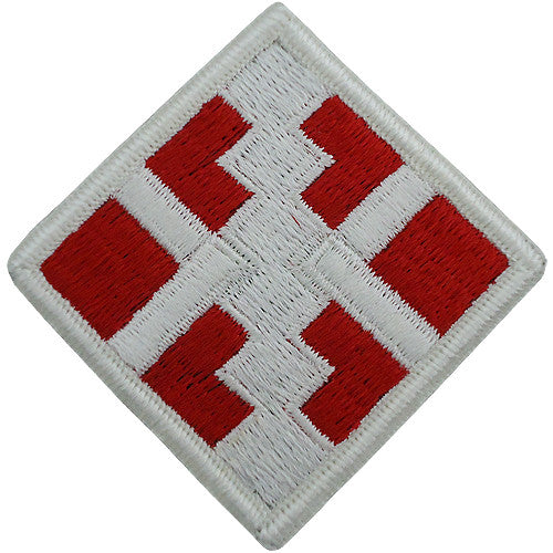 411th Engineer Brigade Class A Patch