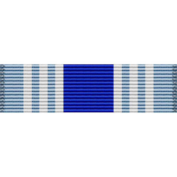 Air Force Overseas Thin Ribbon Long Tour