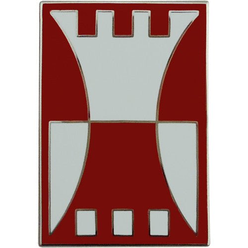 416th Engineer Command Combat Service Identification Badge