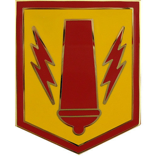 41st Fires Brigade Combat Service Identification Badge