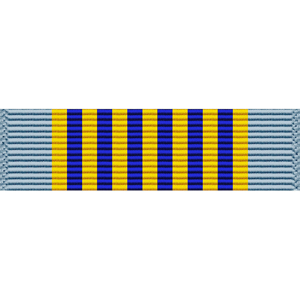 Airmans Medal Thin Ribbon