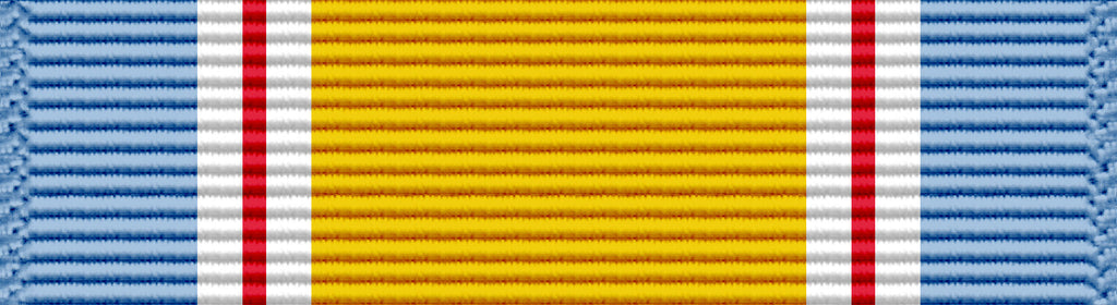 Republic of Korea (ROK) Korean War Service Medal Tiny Ribbon