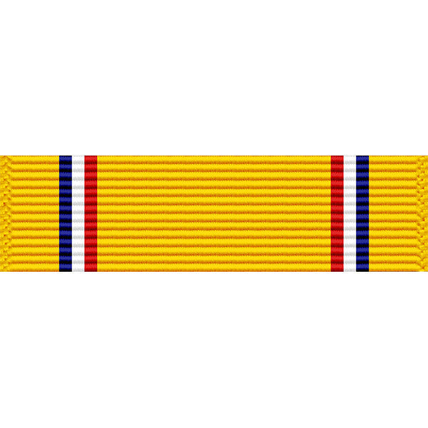 American Defense Medal Thin Ribbon