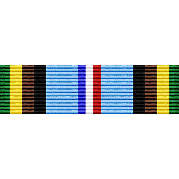 Armed Forces Expeditionary Medal Ribbon