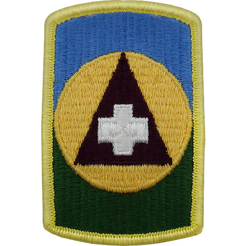 426th Medical Brigade Class A Patch
