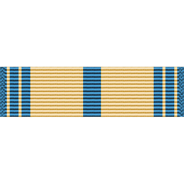 Armed Forces Reserve Medal Thin Ribbon - Navy