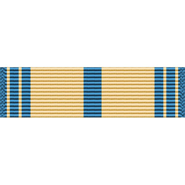 Armed Forces Reserve Medal Ribbon - National Guard