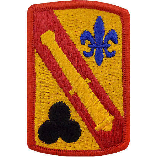 42nd Field Artillery Brigade Class A Patch