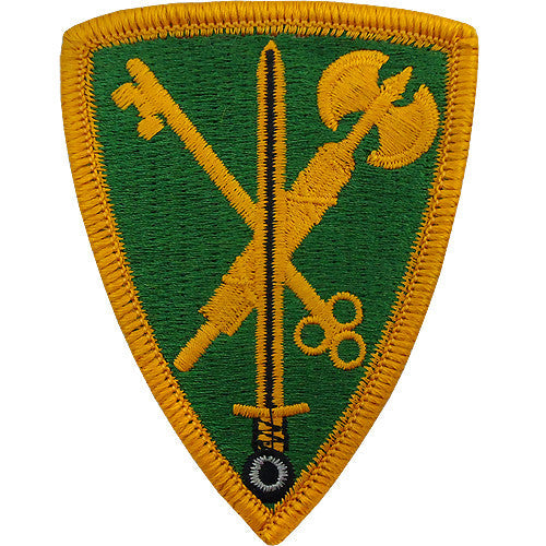42nd Military Police Brigade Class A Patch