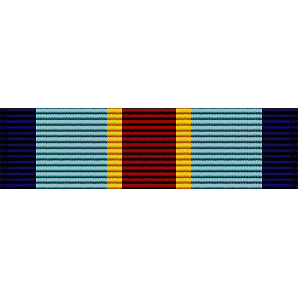 Army Overseas Service Thin Ribbon
