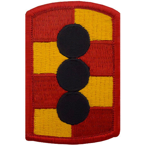 434th Field Artillery Brigade Class A Patch