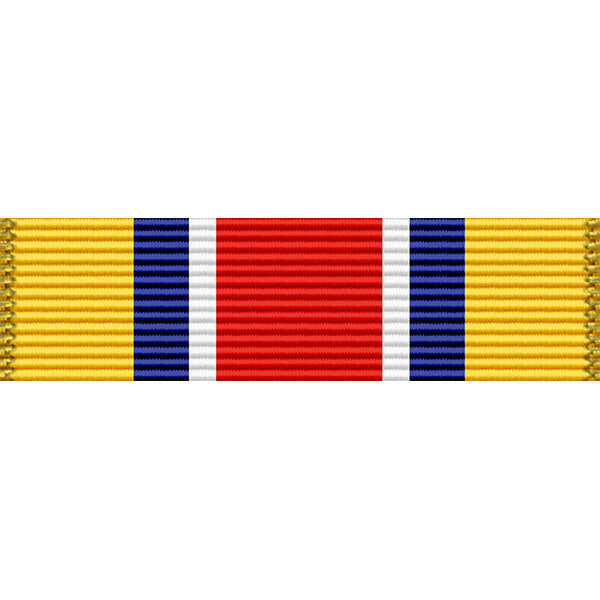 Army National Guard Components Achievement Medal Thin Ribbon