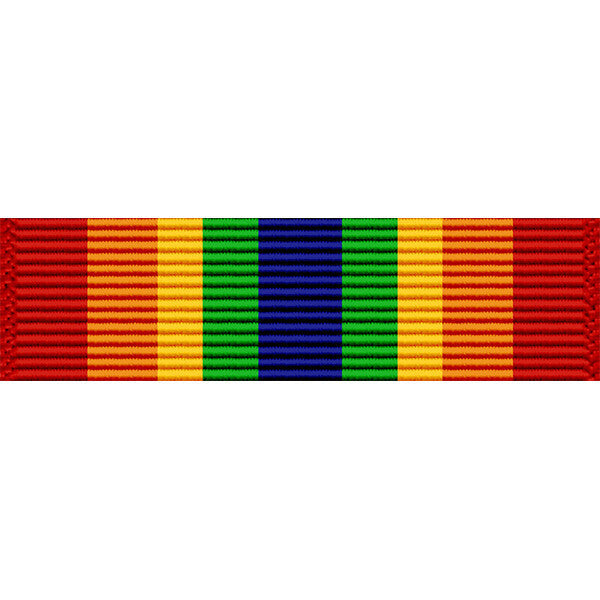 Army Service Thin Ribbon