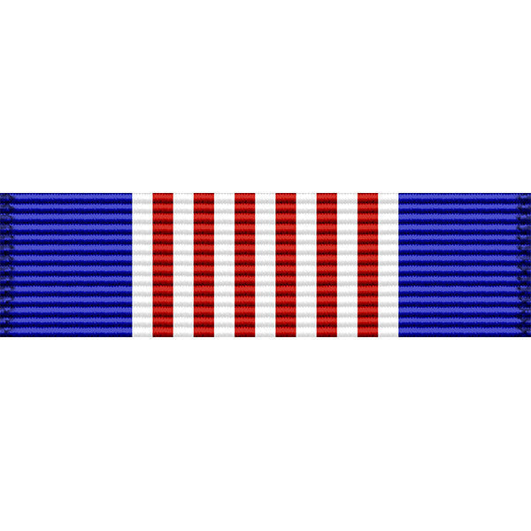 Army Soldier's Medal Thin Ribbon - Heroism