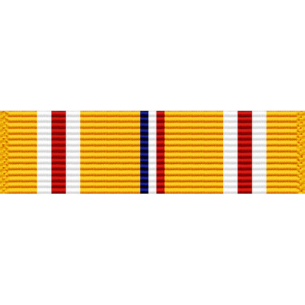 Asiatic Pacific Campaign Medal - WWII Tiny Ribbon
