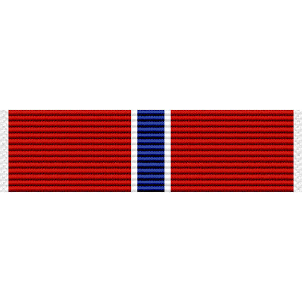 Bronze Star Medal Thin Ribbon