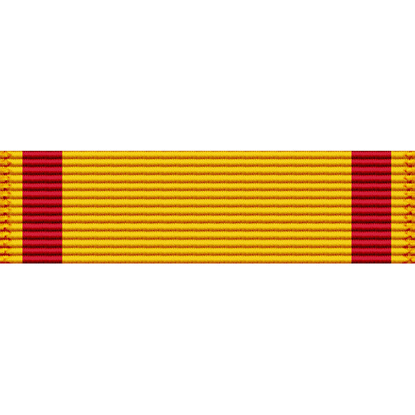Navy China Service Medal Ribbon