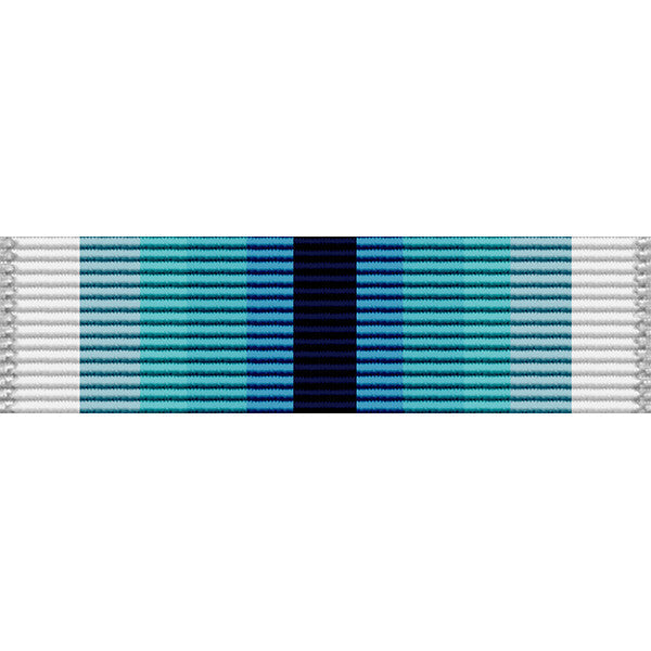 Coast Guard Arctic Service Medal Tiny Ribbon