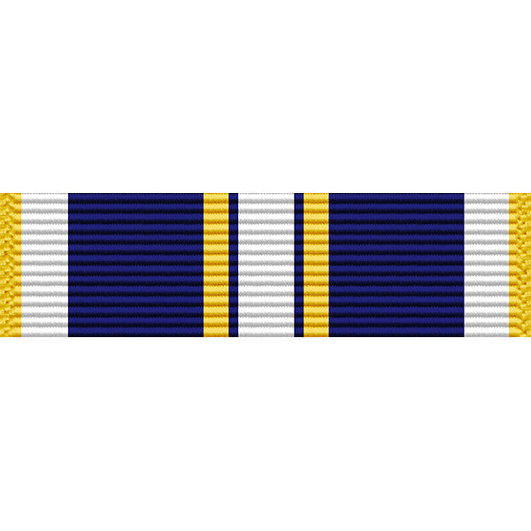 Coast Guard E Thin Ribbon